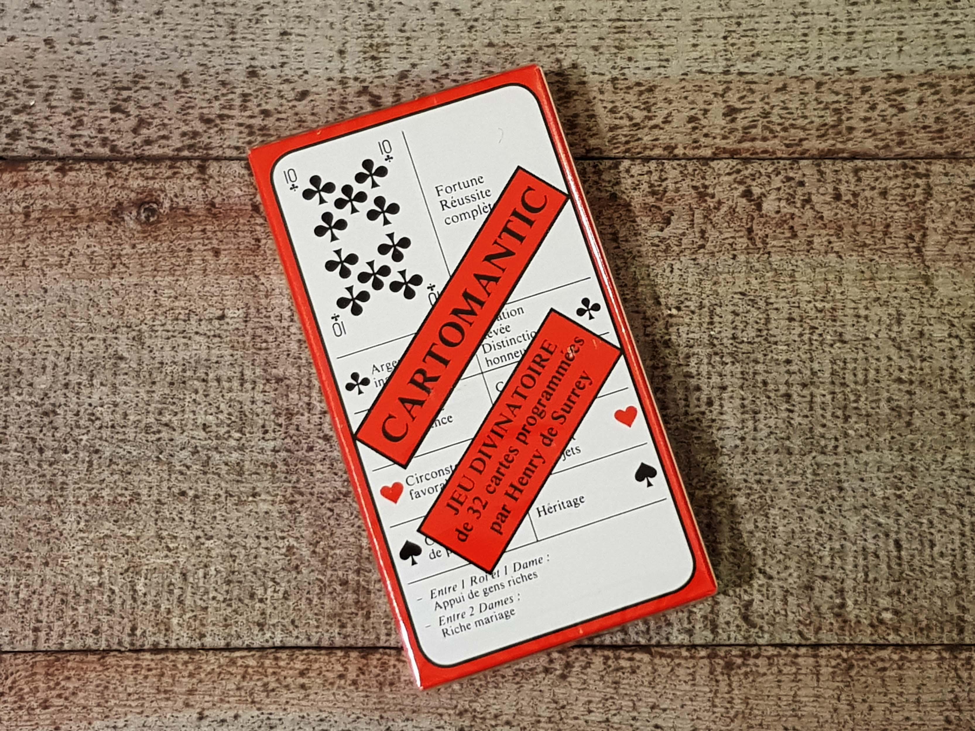 cartes divinatoires 1