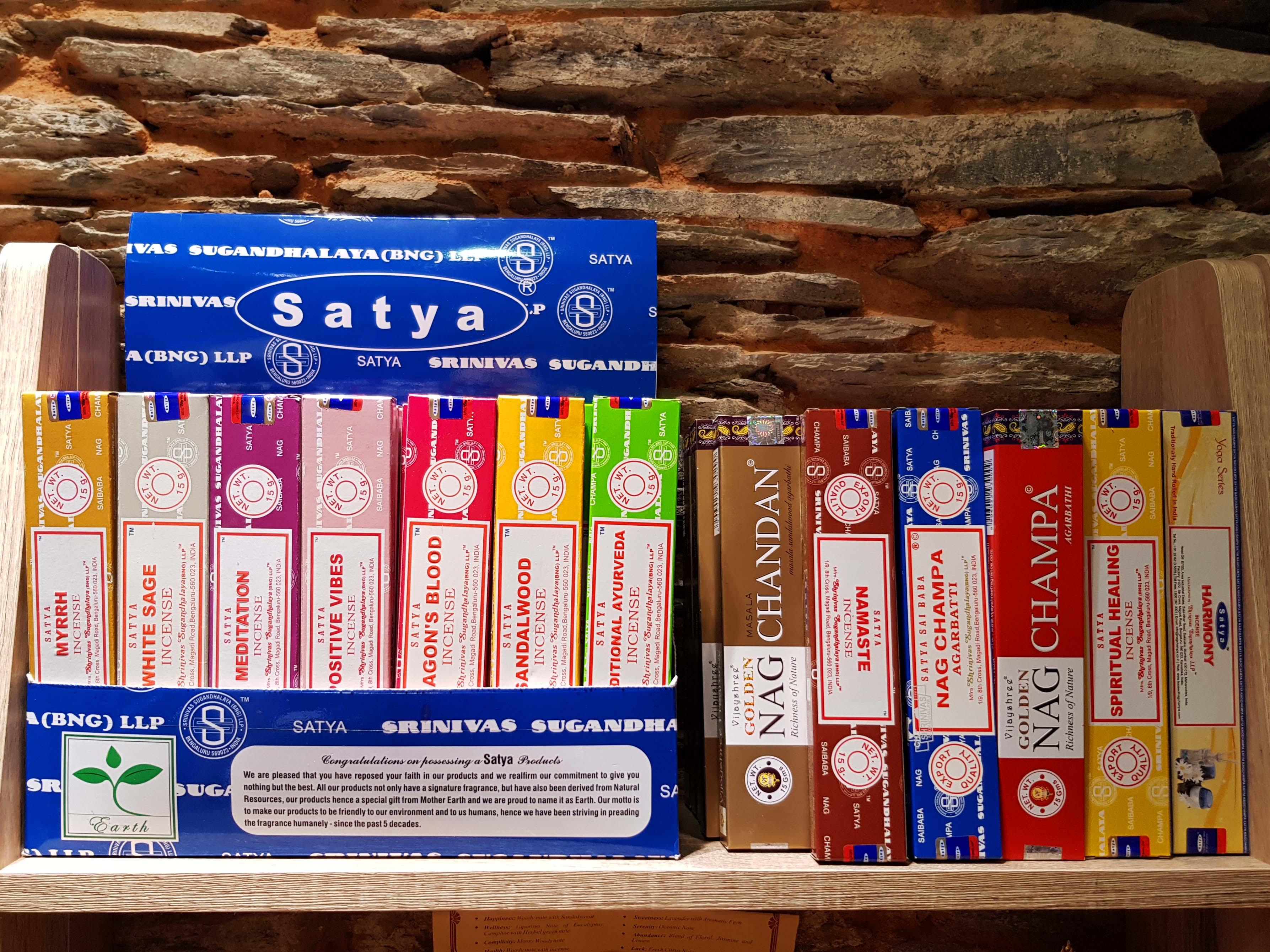 encens Satya